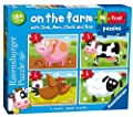 Ravensburger My First Puzzles On The Farm
