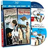 Count of Monte Cristo / Man Friday DF [Blu-ray]