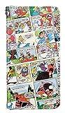 サンクレスト iDress iPhone7 4.7インチ 対応 ディズニー コミック柄ダイアリーカバー 手帳型ケース 不思議の国のアリス iP7-DN08
