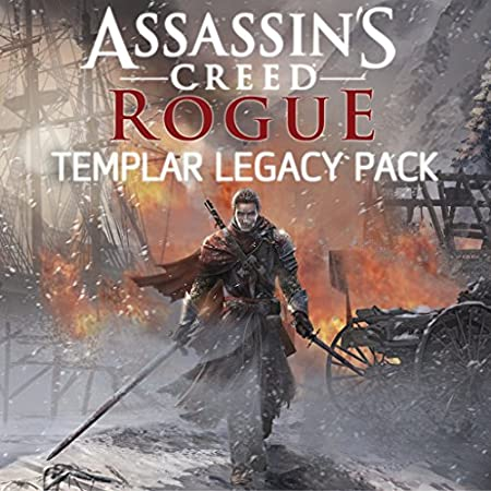 Assassin's Creed Rogue - Templar Legacy Pack [Online Game Code]