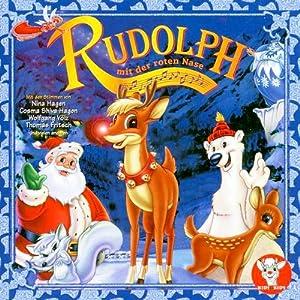 Rudolph mit der roten Nase Hörbuch
