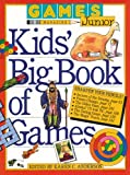 Games Magazine Junior Kids Big Book of Games