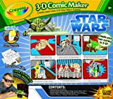 Crayola Star Wars Clone Wars 3D Comic Maker