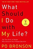 What Should I Do with My Life (0375758984) by Po Bronson