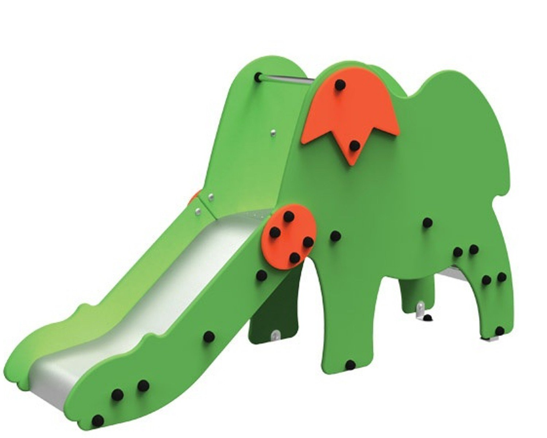 Kleinkind Rutsche MAMMUT für öffentliche Spielplätze & Einrichtungen günstig