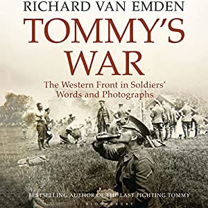Tommy's War Audiobook