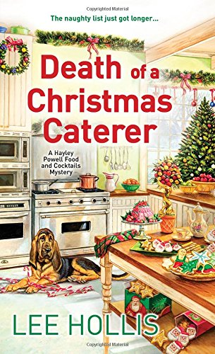 Image of Death of a Christmas Caterer (Hayley Powell Mystery)
