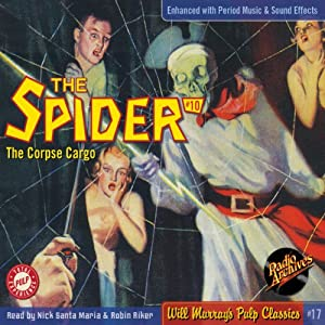 Spider #10 July 1934 (The Spider) | [Grant Stockbridge, RadioArchives.com]