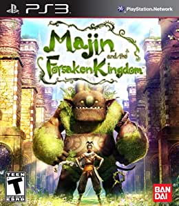 Majin and the Forsaken Kingdom - PlayStation 3 Standard Edition