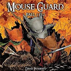 Mouse Guard Volume 1: Fall 1152