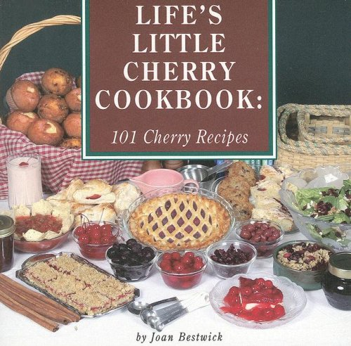 cherry recipe cookbook