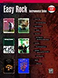 Easy Rock Instrumentals, Level 1: Alto Sax (Book & CD) (Easy Rock Instrumental Solos)