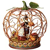 Jim Shore Wire Pumpkin Centerpiece