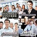 Business Brilliance Subliminal Messages Bundle: Boost Your Business Brain with Subliminal Messages Speech by  Subliminal Guru Narrated by  Subliminal Guru