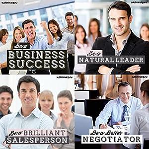 Business Brilliance Subliminal Messages Bundle Speech