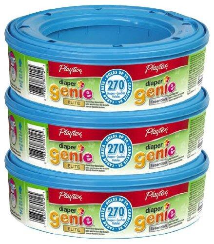 Playtex Diaper Genie Refill - 3 Pk -- front-787270