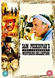 Sam Peckinpah - The Legendary Westerns Collection : Ride The High Country / The Wild Bunch Special Edition / The Ballad Of Cable Hogue / Pat Garrett And Billy The Kid Special Edition (6 Disc Box Set)  - Sam Peckinpah