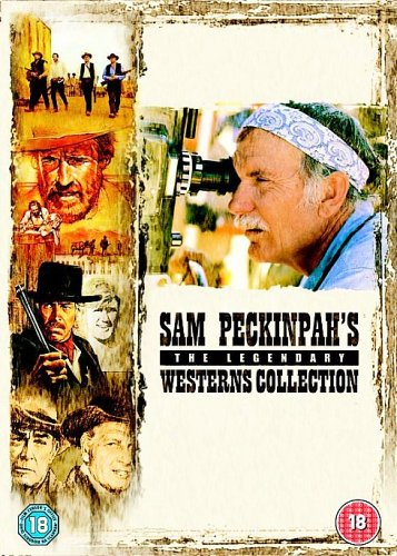 Sam Peckinpah - The Legendary Westerns Collection : Ride The High Country / The Wild Bunch Special Edition / The Ballad Of Cable Hogue / Pat Garrett And Billy The Kid Special Edition (6 Disc Box Set) [DVD]