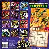 Teenage Mutant Ninja Turtles Wall Calendar - 2014 - 10 x 10 - 12 Months