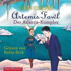Der Atlantis-Komplex (Artemis Fowl 7) Hörbuch