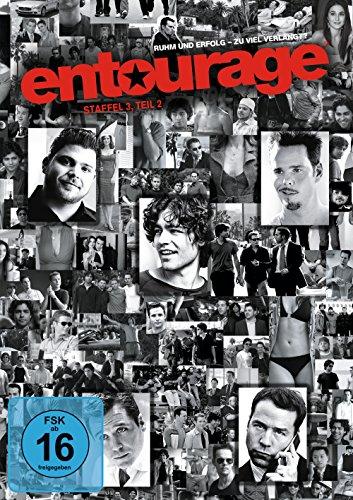 Entourage - Staffel 3, Teil 2 [2 DVDs]