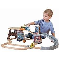 Fisher-Price Thomas Wooden Train Set