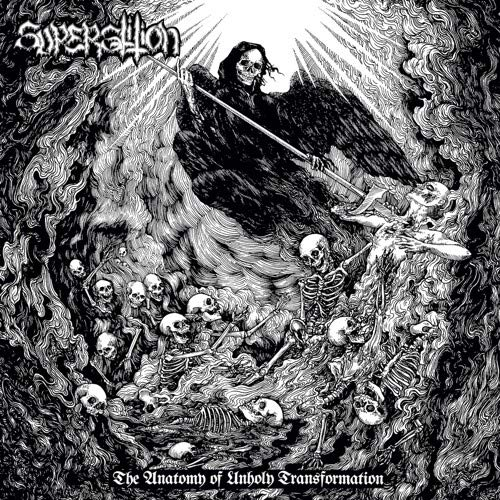 Vinilo : SUPERSTITION - Anatomy Of Unholy Transformation