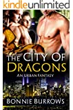 City Of Dragons: A Paranormal Menage Romance