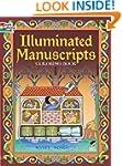 Illuminated Manuscripts Coloring Book...
