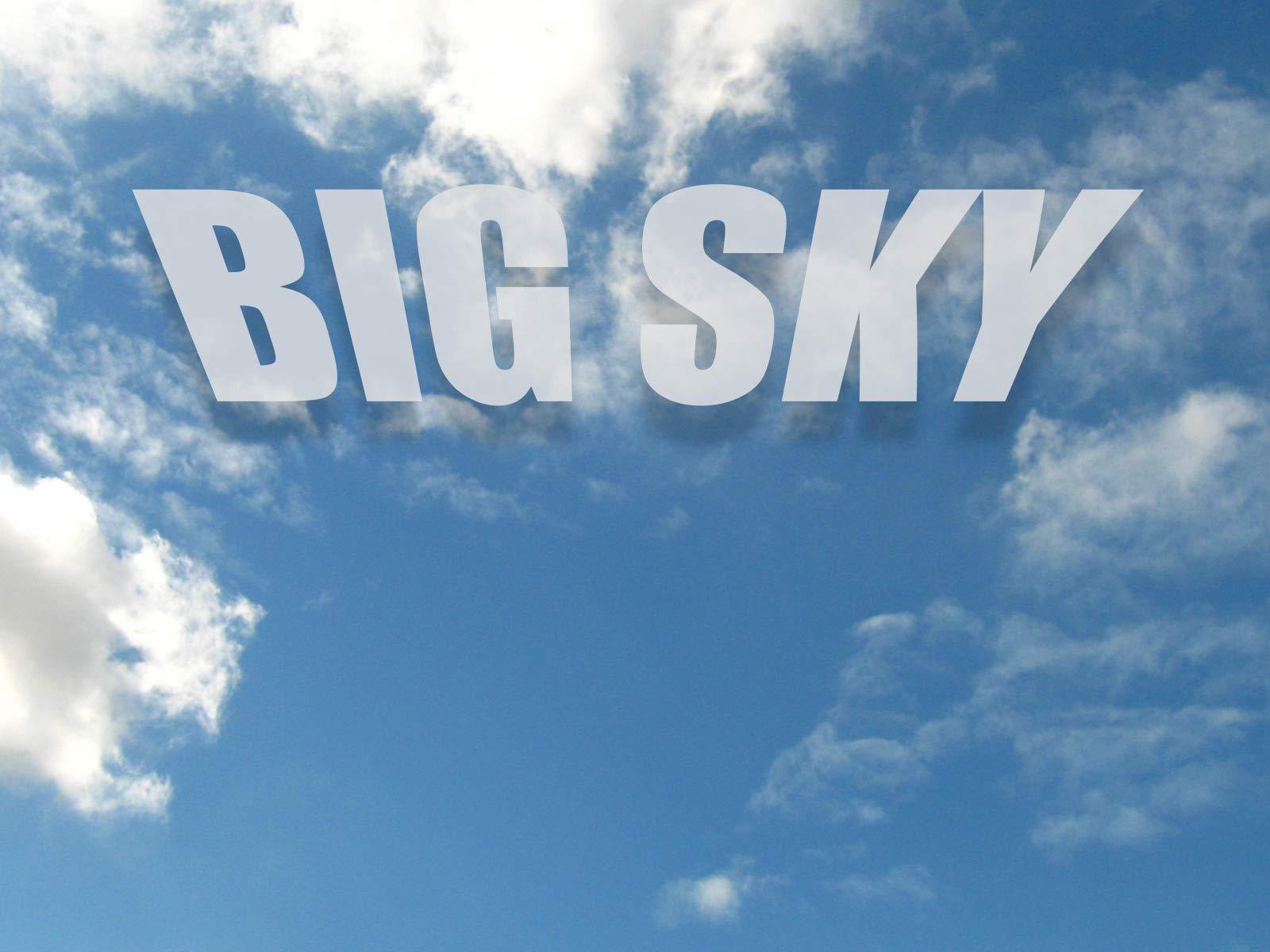 Big Sky on Amazon Prime Video UK