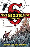 The Sixth Gun Dlx Ed Volume 1 HC