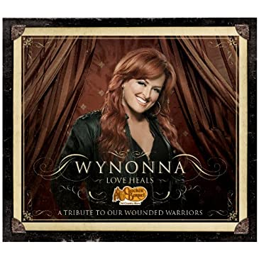 Wynonna - Love Heals CD