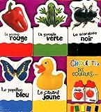 echange, troc Langue au chat - Chouette, des couleurs...