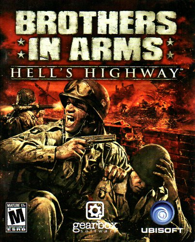 Brothers in Arms - Hell's Highway PS3 Instruction Booklet (Sony PlayStation 3 Manual ONLY - NO GAME) [Pamphlet ONLY - NO GAME INCLUDED] Play Station (Ps3 Brothers In Arms compare prices)