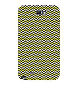 Glow Chevron Arrows 3D Hard Polycarbonate Designer Back Case Cover for Samsung Galaxy Note i9220 :: Samsung Galaxy Note 1 N7000