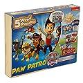 Paw Patrol 5 Wooden Puzzles Box Set