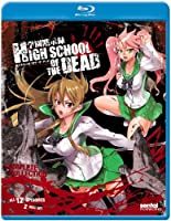 学園黙示録HIGH SCHOOL OF THE DEAD Blu-ray BOX (PS3再生・日本語音声可) (北米版)