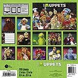 The Muppets Wall Calendar (2016)