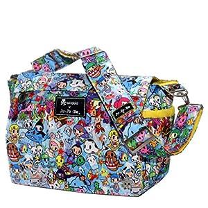 Ju-Ju-Be Better Be Messenger Style Diaper Bag - Tokidoki Sea Amo - Multi by Ju-Ju-Be