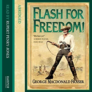 Flash for Freedom! Audiobook