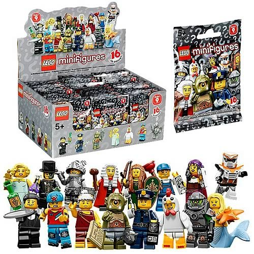 Lego 71000 Minifigures Series 9 10 Pack Recomended Products