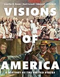 img - for REVEL for Visions of America: A History of the United States, Volume One -- Access Card (3rd Edition) book / textbook / text book