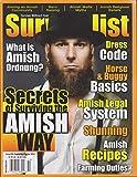 Survivalist Magazine Issue 18 September/October 2014