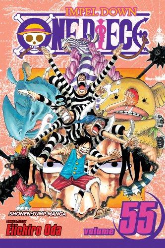 ONE PIECE ワンピース コミック55巻 (英語版)