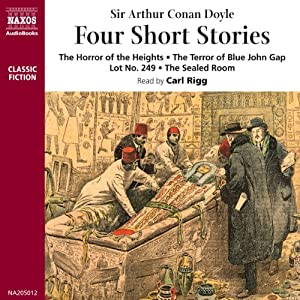 Four Short Stories Audiobook