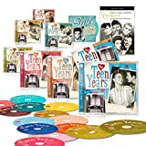 The Teen Years 14 CD Deluxe Edition Set + Bonus CD: Elvis Love Songs + Free Double DVD: Rock'n'Roll Legends In Concert + Booklet