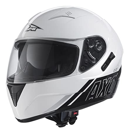 AXO MS1P0039-W00 Blade Casque, Taille XL, Blanc