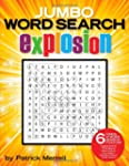 Jumbo Word Search Explosion