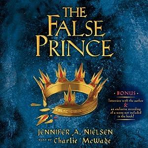 The False Prince | [Jennifer A. Nielsen]