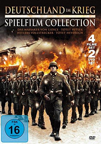 Deutschland im Krieg - Spielfilm Collection [2 DVDs]